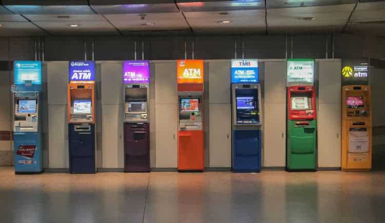 thailand bankomat