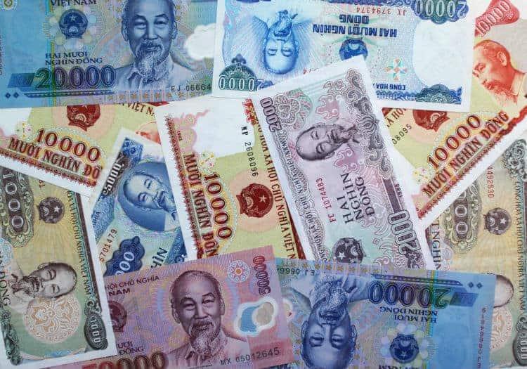 valuta vietnam