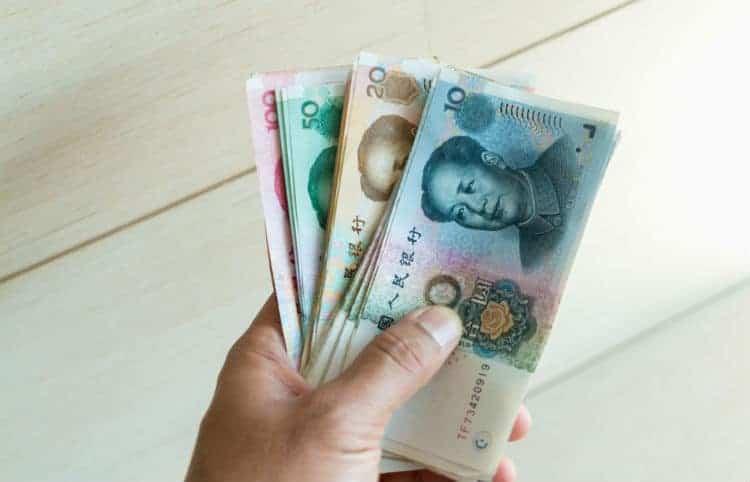 valuta i kina