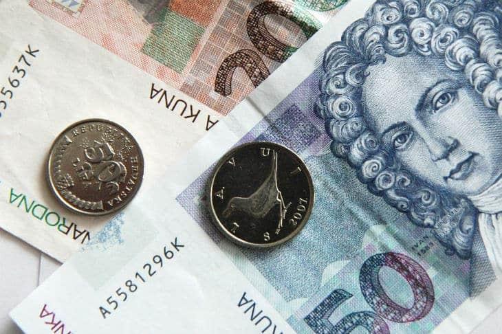 valuta kroatien