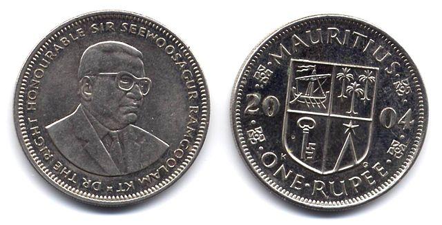 Mauritius pengar