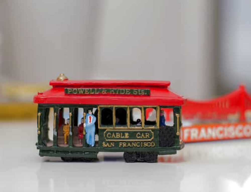 San Francisco Souvenirs – 10 Things to Buy