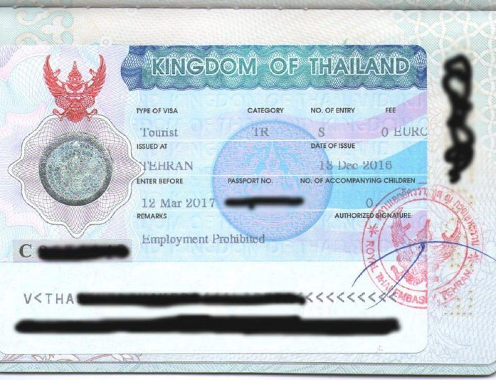 Visum Thailand – Regler och information om hur man ansöker