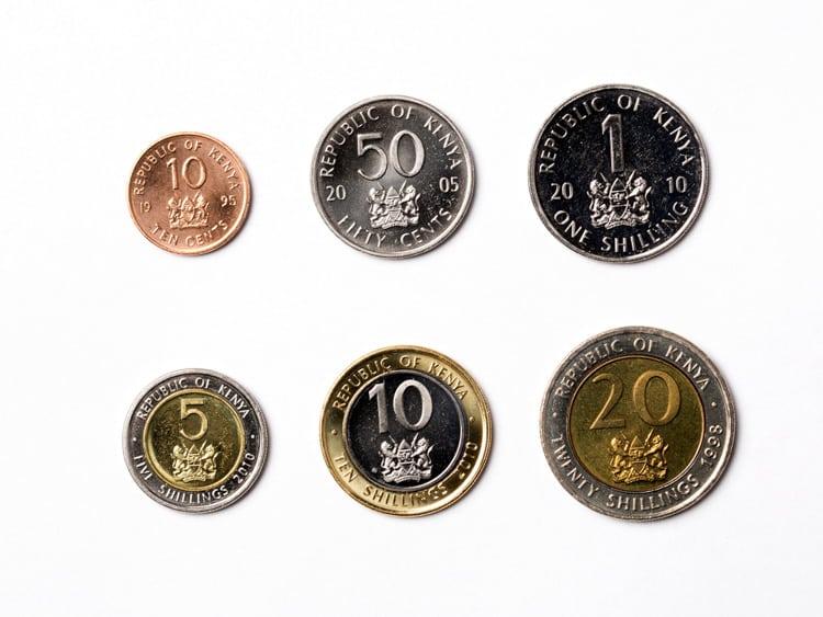 Kenya pengar