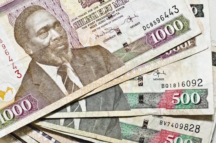 valuta kenya
