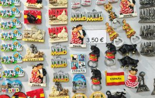 madrid souvenirs