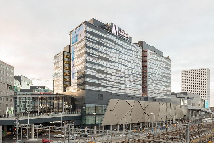 mall of scandinavia adress