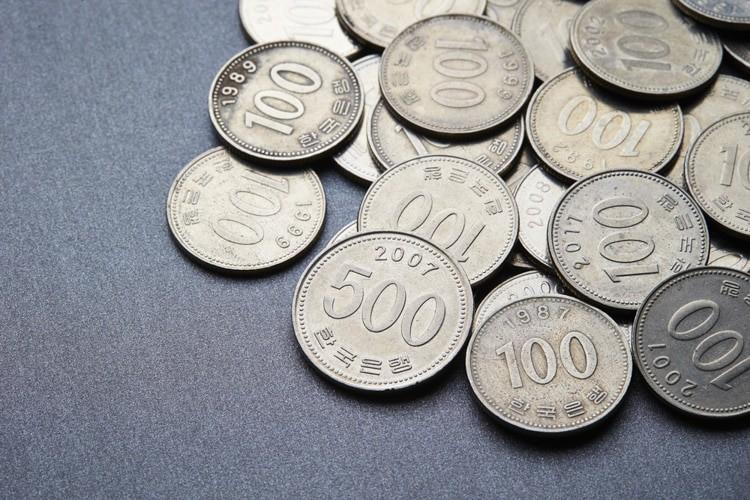 valuta i sydkorea