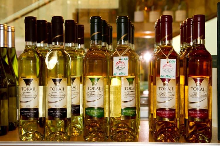 Budapest wine