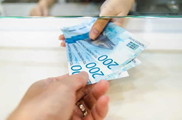 valuta i norge