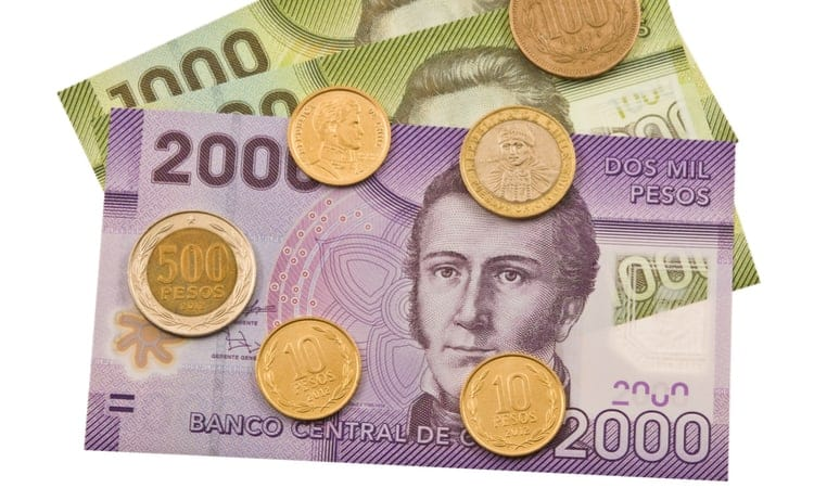 valuta chile