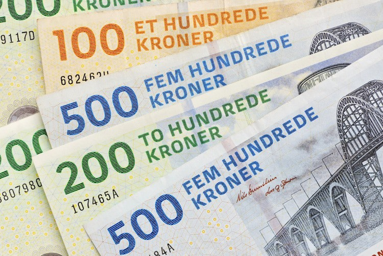 valuta i danmark