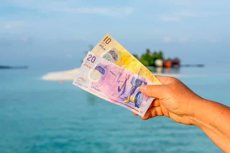 valuta maldiverna