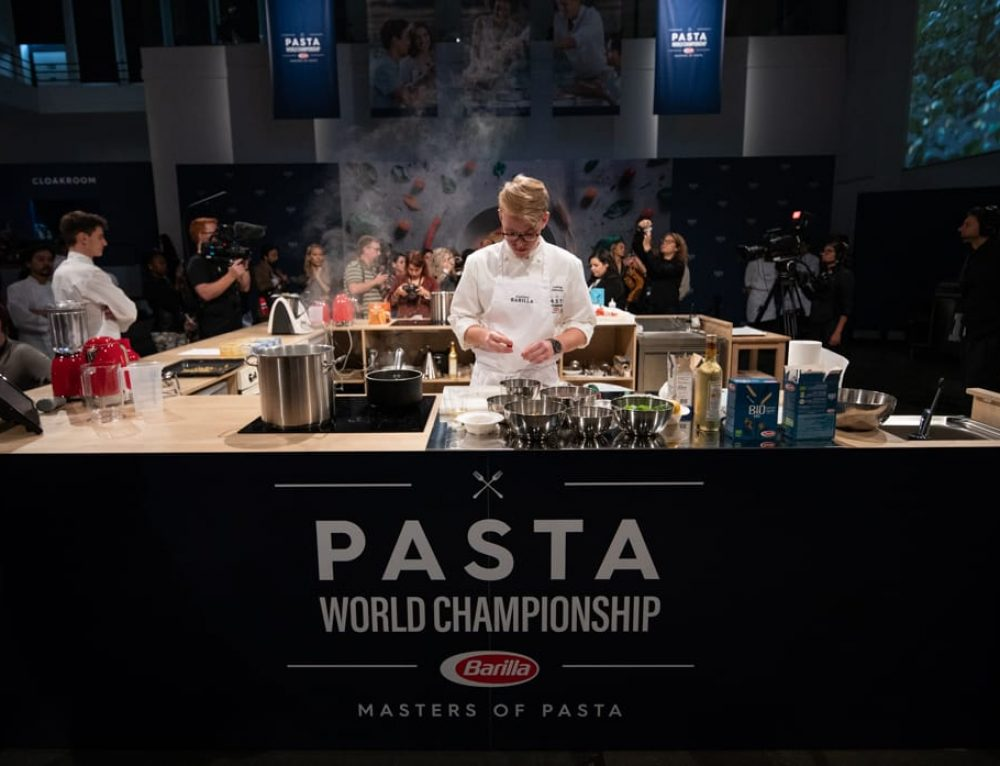 Barilla Pasta World Championship in Milano – 2018