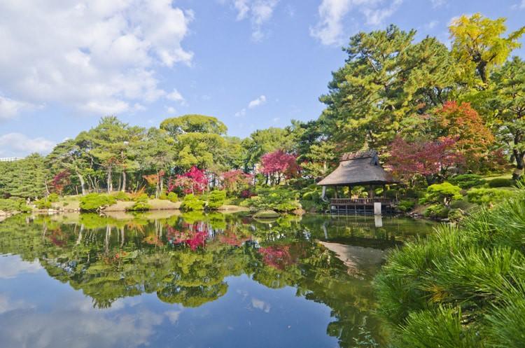 Hiroshima garden