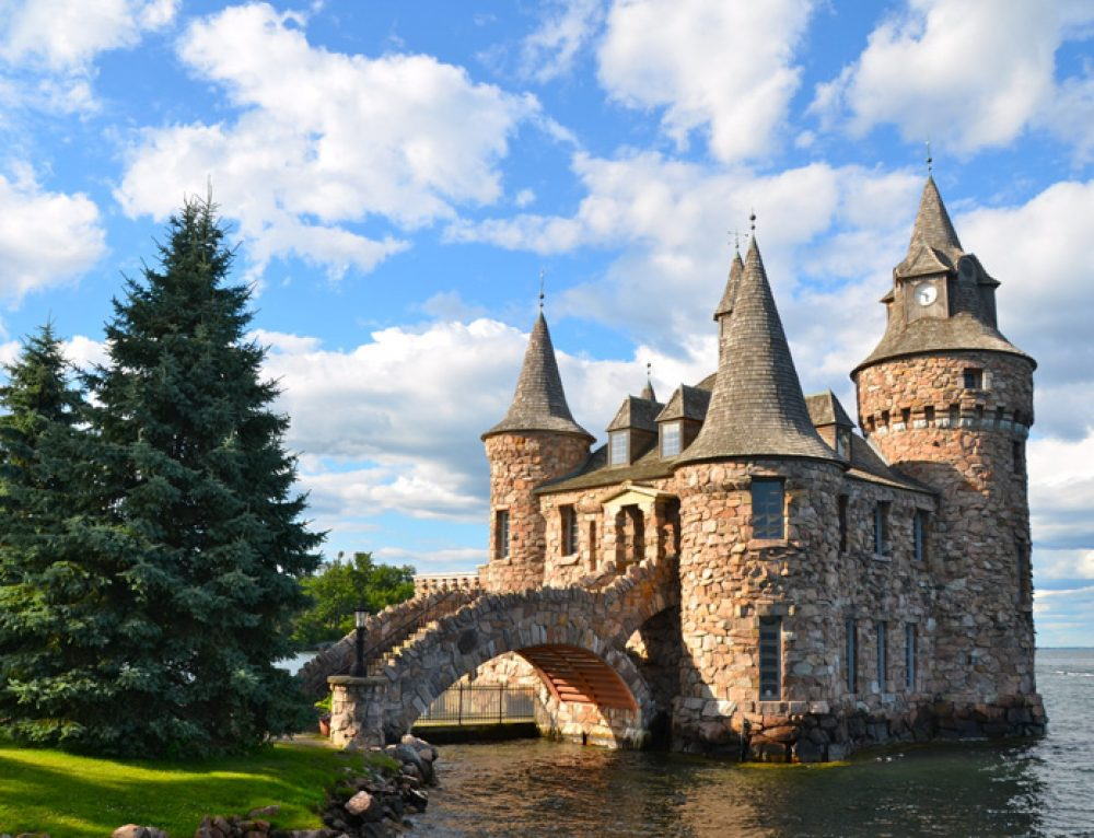 14 Magical Castles in New York
