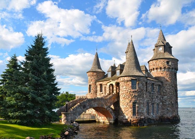 castles in New York