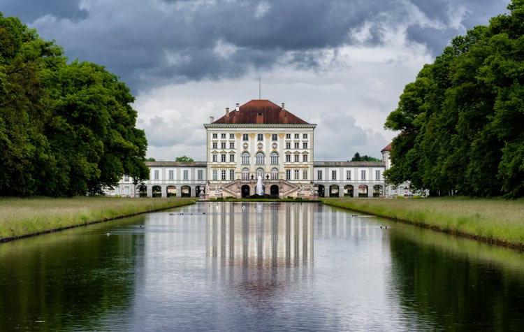 palaces in bavaria