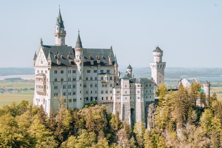kung ludwig II slott
