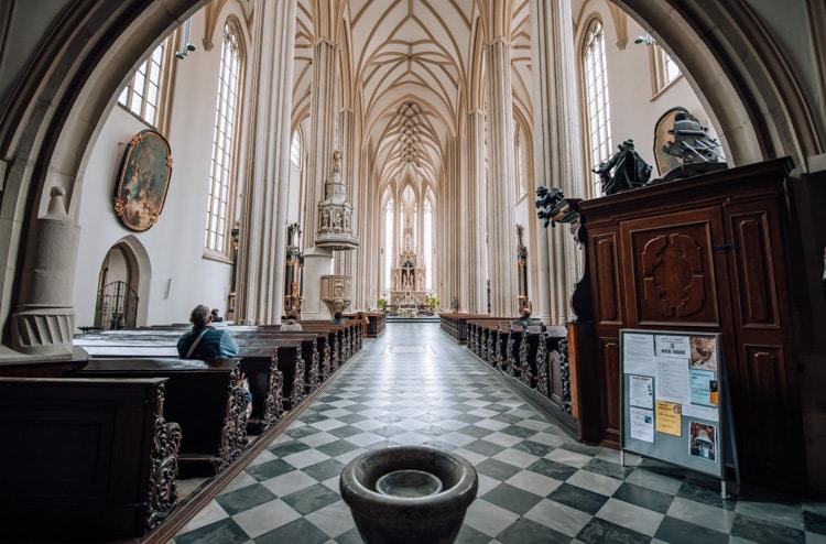 Brno Church of St. James