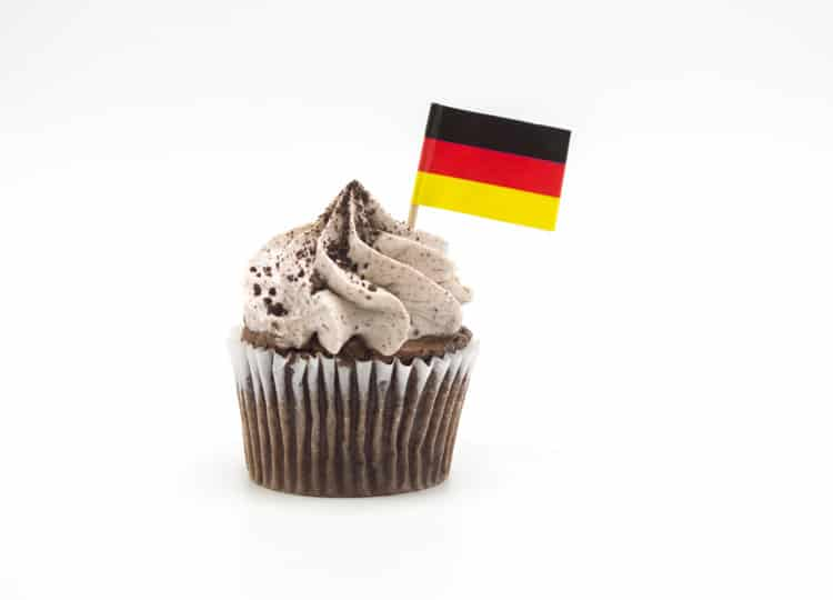 tyska efterrätter