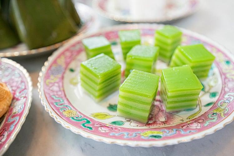 thai desserts