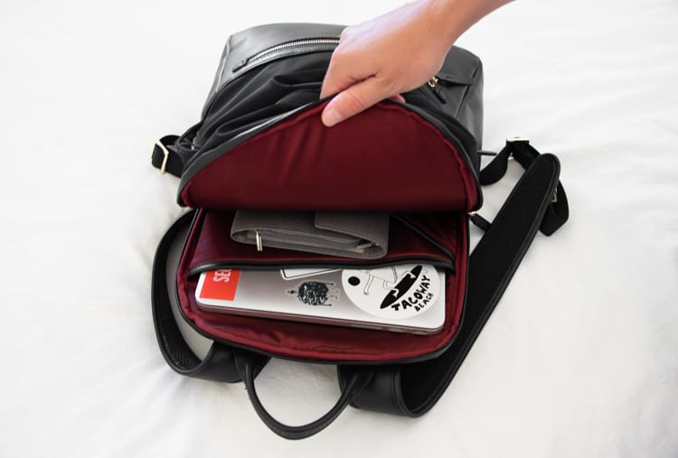 laptop compartment backpack