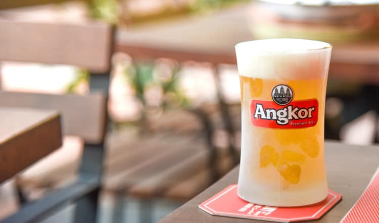 kambodjanska drycker