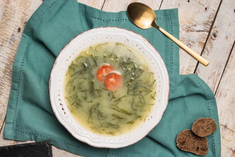 caldo verde soppa