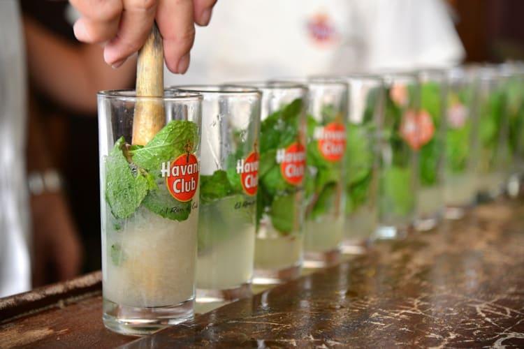 kubanska drycker