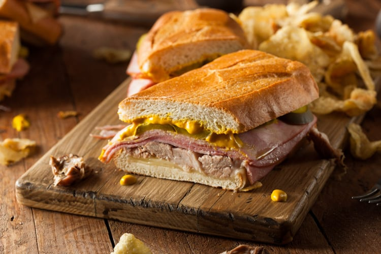 kubansk smörgås