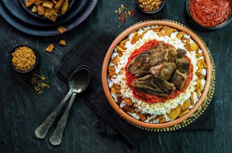 egyptian food