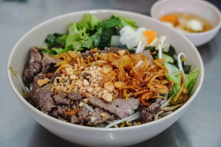 traditional vietnamese food