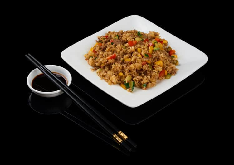 Com rang fried rice
