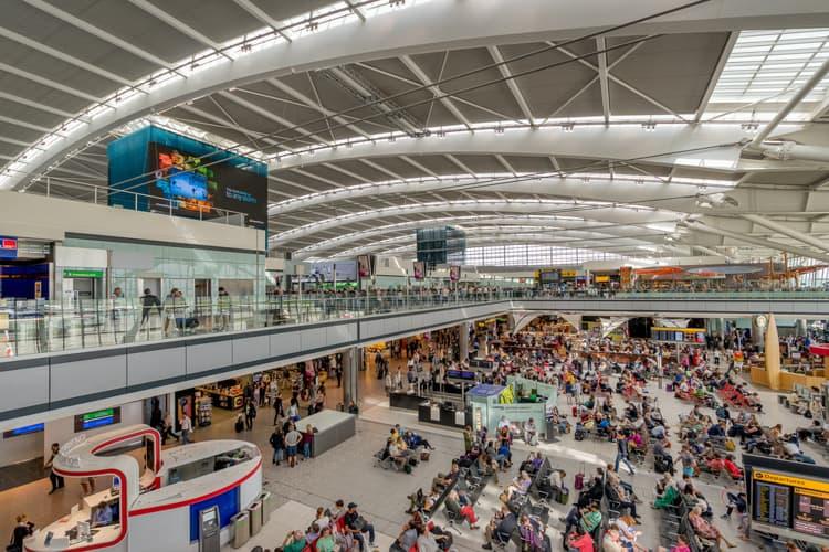 Heathrow flygplats