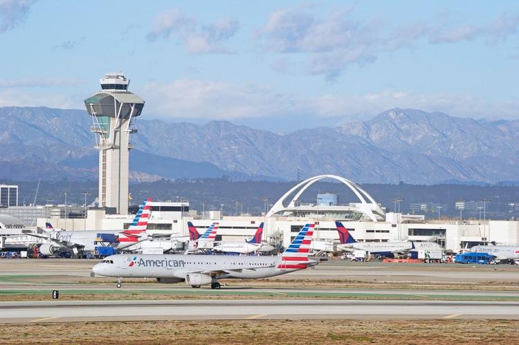 Los Angeles flygplats
