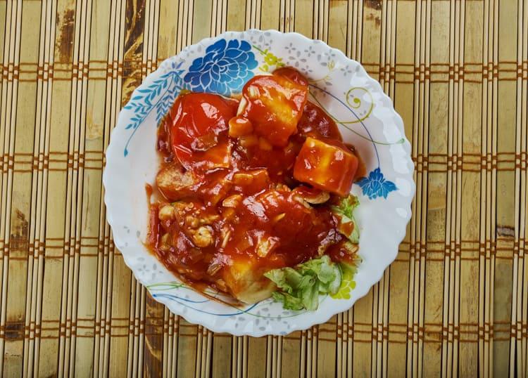 mexikanska maträtter