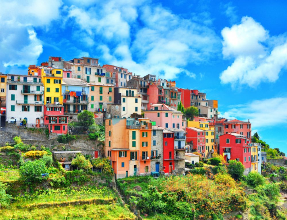 Corniglia i Cinque Terre – Mina Bästa Tips