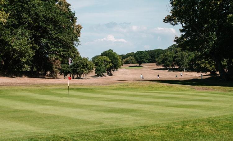 kullaberg golfbana