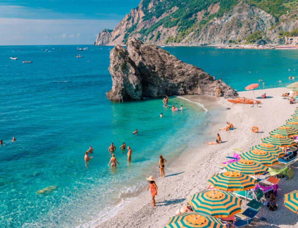 Monterosso al Mare i Cinque Terre – Mina Bästa Tips