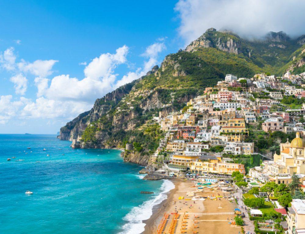 Positano i Italien – Mina Bästa Tips