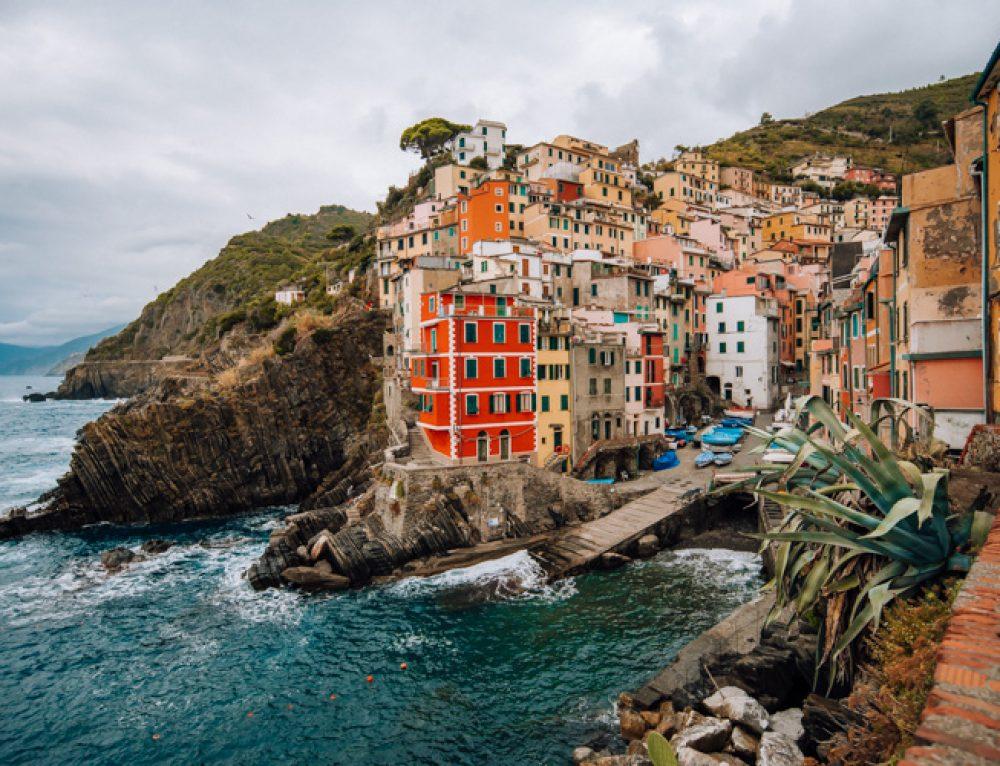 Riomaggiore i Cinque Terre – Mina Bästa Tips
