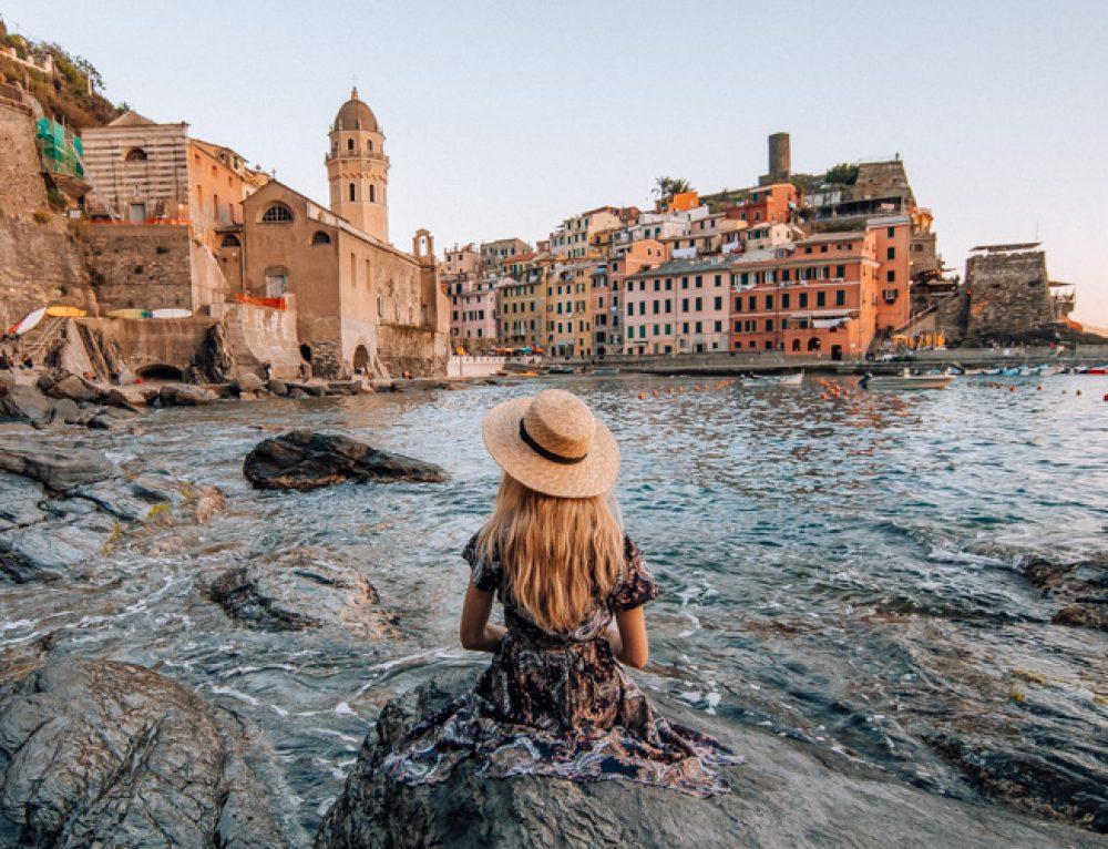 Vernazza i Cinque Terre – Mina Bästa Tips