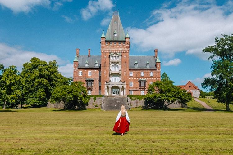 Trollenäs slott