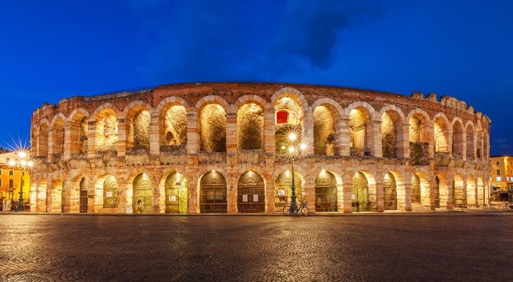 verona amfiteater